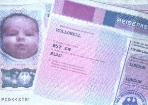Wenn Baby eine Reise tut - www.expatmamas.de - England Reisepass