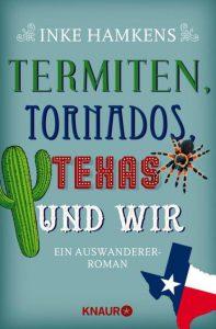 Frisch gelesen: Termiten Tornados Texas und wir - www.expatmamas.de - Buchtipp