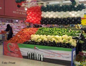 Ehrlich währt am längsten - www.expatmamas.de - Carrefour in Abu Dhabi