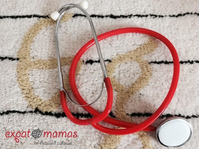 Gesundheit - www.expatmamas.de - Impfen Vorsorge Medikamente #imauslandzuhause