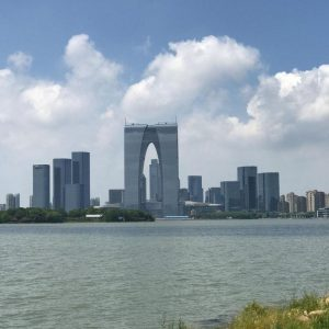 Unser Glückskeks im September: Taxi fahren in Suzhou - www.expatmamas.de