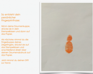 Ein Hase, ein Kinderbuch und eine Expatmama - www.expatmamas.de - Third Culture Kids Umzug Kinderbuch Fingerprint