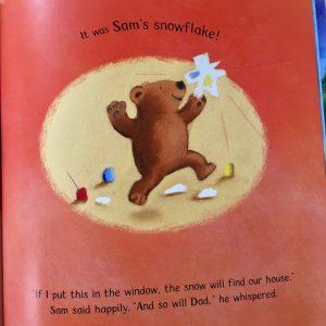 Sam's Snowflake - www.expatmamas.de - #Buchtipp #Weihnachten #EnglischeKinderbücher
