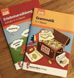 Deutsch schreiben - www.expatmamas.de - Hauschka Lernhilfen