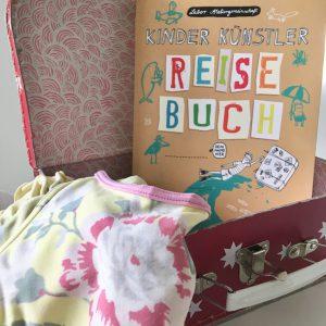 Frisch gelesen: Das Kinder Künstler Reisebuch - www.expatmamas.de/expatmamas-blog/ - #reisenmitkindern #buchtipp #expatmamas #kinderbuch