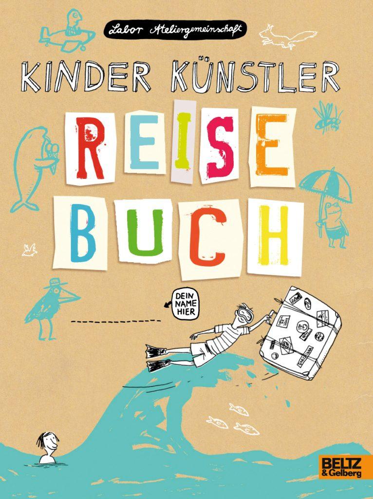 Kinder Künstler Reisebuch - www.expatmamas.de/expatmamas-blog/ - #buchtipp #reisenmitkindern #expatmamas