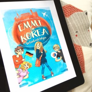 Frisch gelesen: Emmi in Korea - www.expatmamas.de/expatmamas-blog/ #imauslandzuhause #lebeninkorea #kinderbuchtipp #kinderbuch