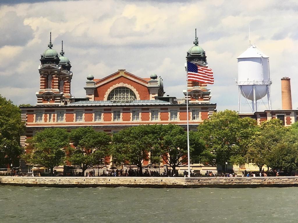 Ellis Island in Frankfurt - www.expatmamas.de/expatmamas-blog/ - #imauslandzuhause #expatleben #lebenindenusa #expatmamas