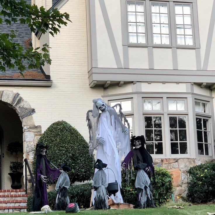 100 Tage Expatmama in Atlanta - Halloween - www.expatmamas.de/blog/