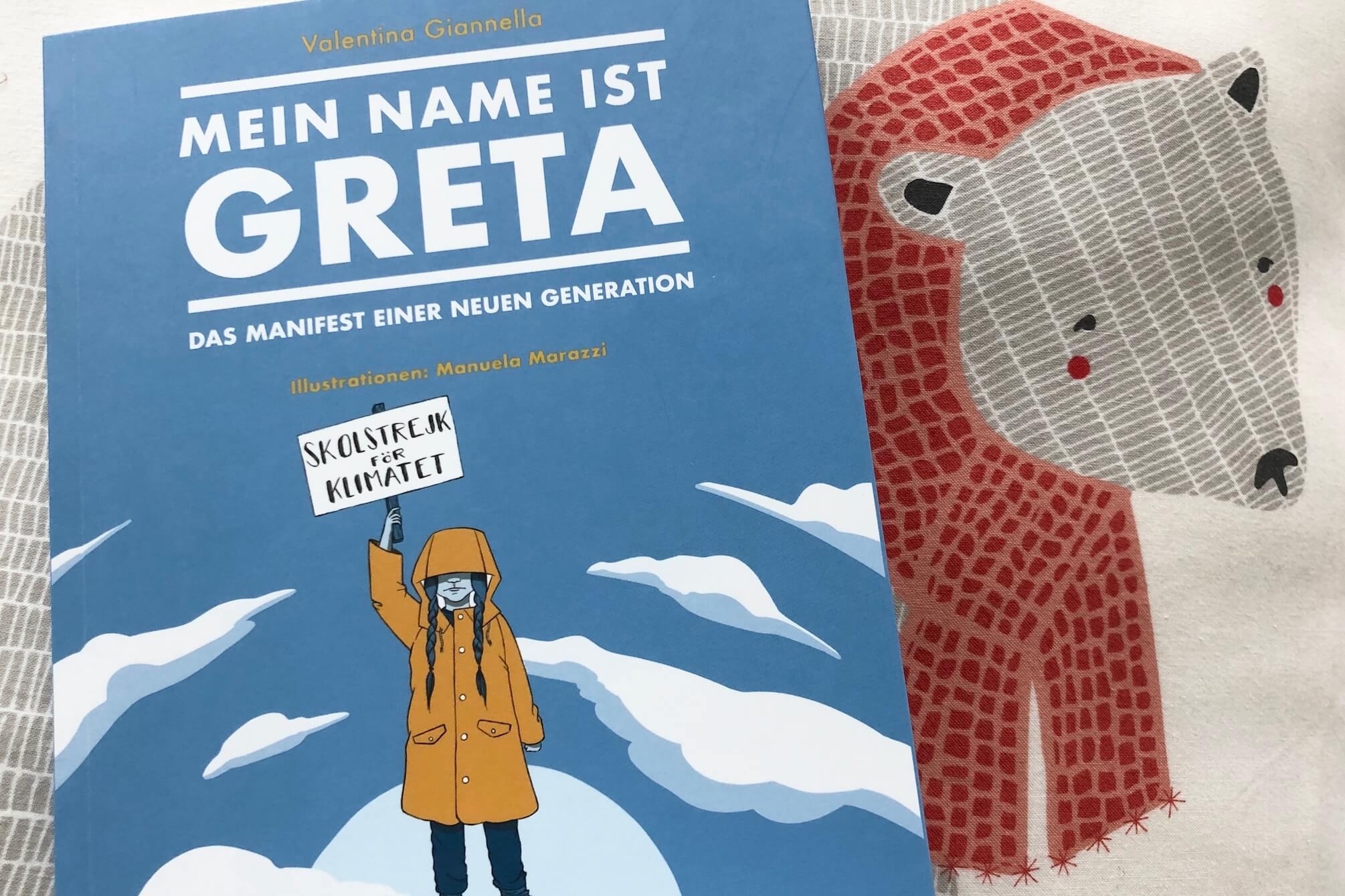 Mein Name ist Greta - www.expatmamas.de/blog/ #expatmamas #imauslandzuhause #klimawandel