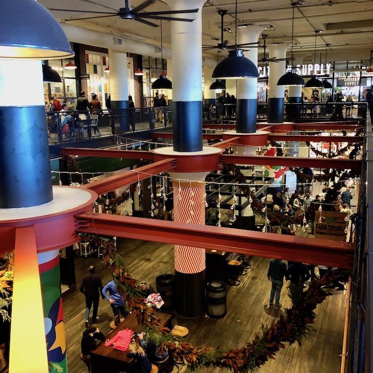 Expatmamas in Atlanta - Ponce City Market - www.expatmamas.de/blog/ #expatinatlanta #imauslandzuhause #expatmamas