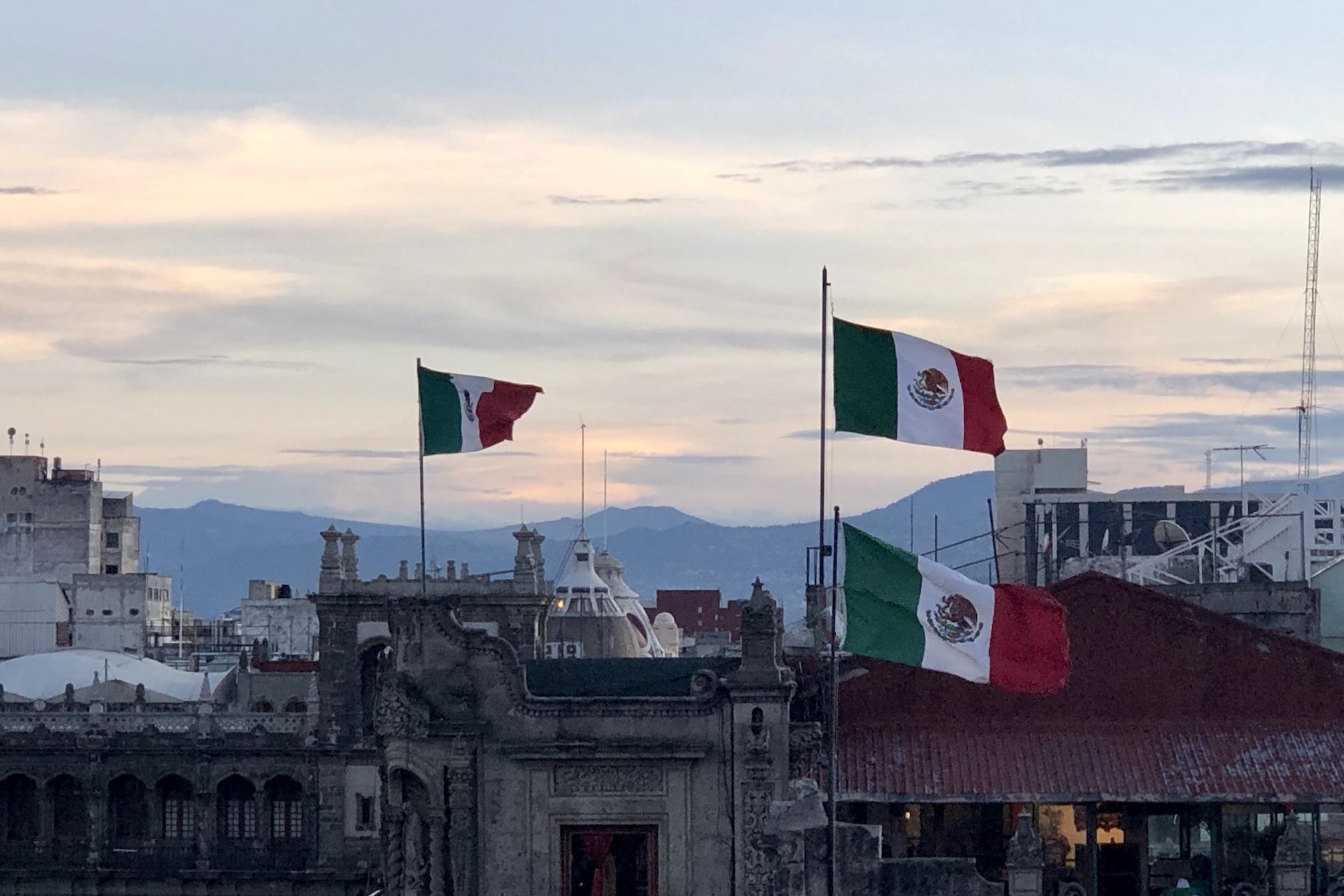 Die Stadt schweigt und die Vögel singen - www.expatmamas.de/blog/ #expatmamas #imauslandzuhause #mexiko