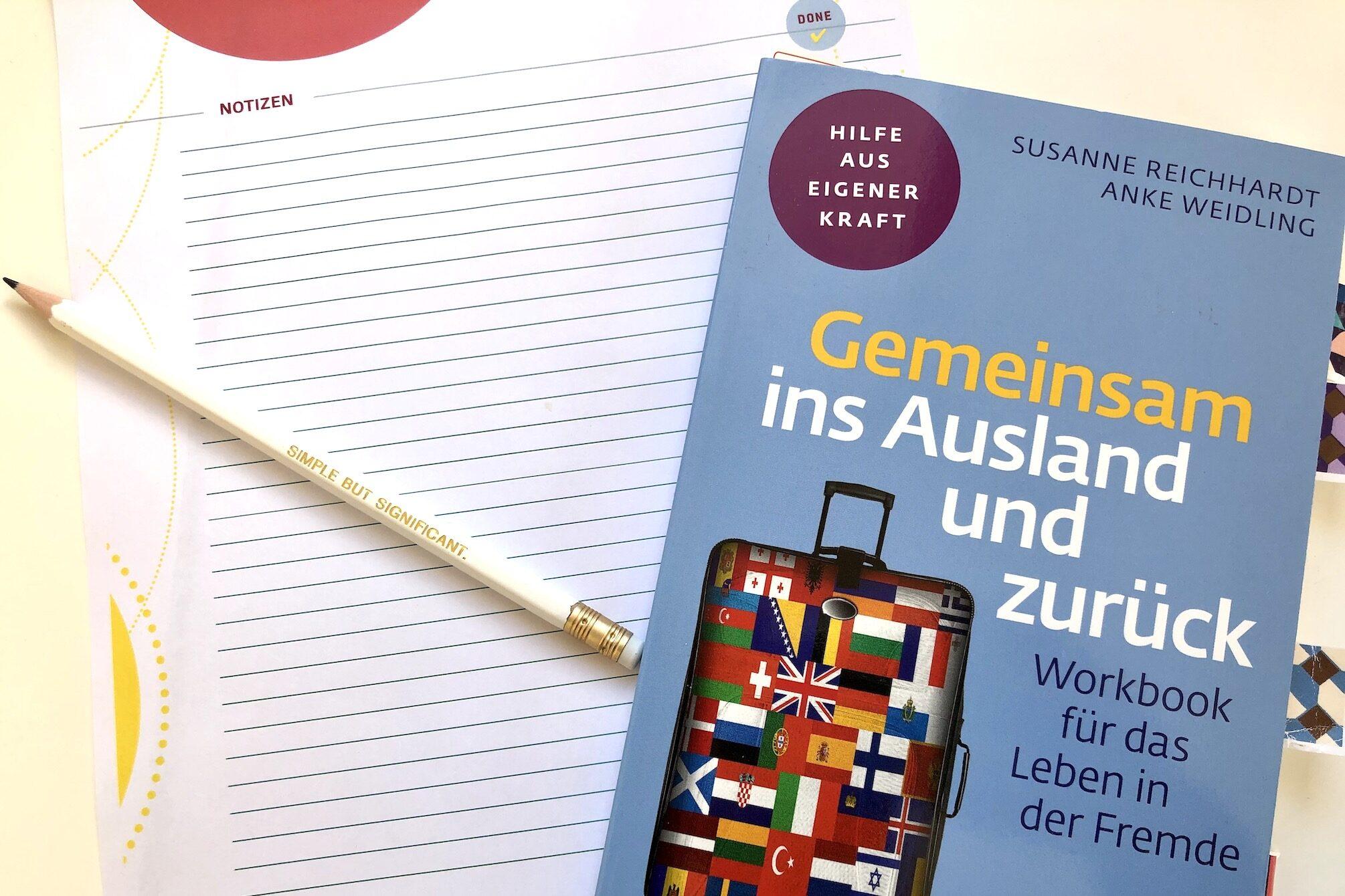 Gemeinsam ins Ausland und zurück - www.expatmamas.de/blog/ #expatmamas #buchtipp